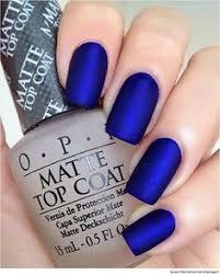 matte u0026 glitter nails navy blue essie polish polishes nail