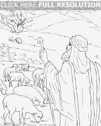 appealing moses coloring pages sheet jpg class page sheets for