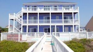 emerald isle vacation rental tour oceanfront playtime in nc