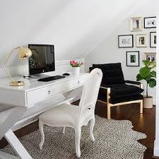 Black Desk And Chair Design Ideas White And Black Desk Chair Design Ideas