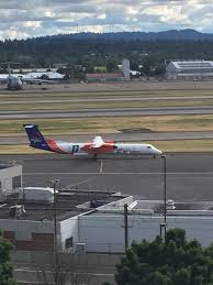 went spotting at pdx today here u0027s a crappy image of a boise state