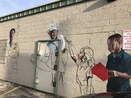 local artists create new murals for small businesses across local artists create new murals for small businesses across detroit curbed detroit