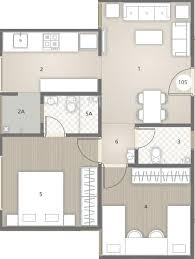 550 sq ft 2 bhk floor plan image rajyash sandstone available for