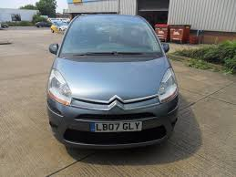 used citroen c4 picasso cars for sale motors co uk