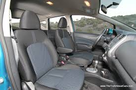 nissan versa note interior 2014 nissan versa note interior 001 the truth about cars