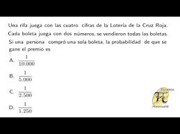 Los N 250 Meros Para Las Mejores Loter 237 As Gana En La Loter 237 A - probabilidad clásica problema tipo universidad nacional de