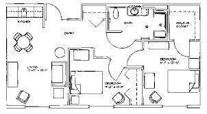floor plans for assisted living facilities assisted living floor plans lightandwiregallery com