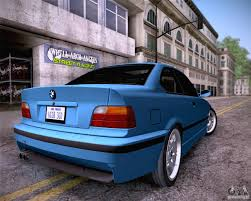 bmw m3 e36 1995 for gta san andreas