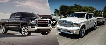 truck gmc gmc sierra vs 2016 ram 1500