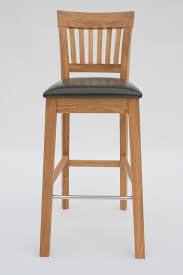 Wooden Breakfast Bar Stool Oak Bar Stool With Back With Best 25 Oak Bar Stools Ideas On