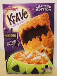 spirit halloween reviews review halloween krave cereal