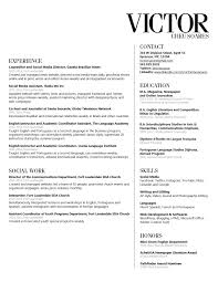 Personal Attributes Resume Examples by Resume Qualities Free Resume Templates Professional Cv Format