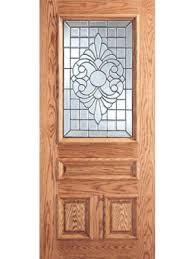 3 Panel Exterior Door 1 2 Lite Doors 1 2 Lite Doors Lite Style Of Doors Door Style