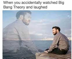 dopl3r com memes when you accidentally watched big bang theory