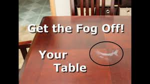 how to remove white spots of wood furniture how to remove a white heat stain from wood furniture