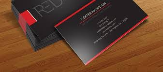 business card ideas tie unique design business card design