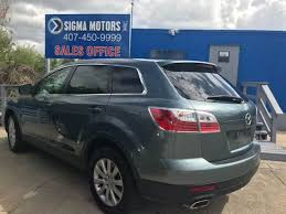 mazda motors usa 2010 mazda cx 9 touring 4dr suv in orlando fl sigma motors usa