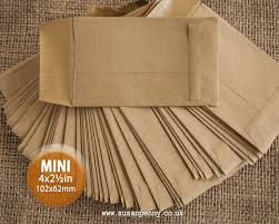 seed envelopes 200 kraft wedding favor envelopes mini envelopes seed packet