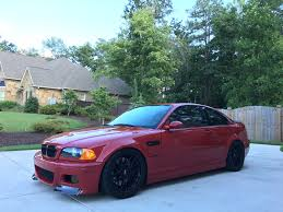 2002 bmw e46 m3 6spd manual southern car entire life rennlist
