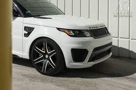 range rover rims 2017 ag luxury wheels range rover sport svr forged wheels