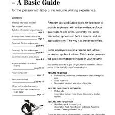 basic resume template word letter of authorization template word best of thrilling bination