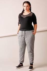 fashion bug women plus size shorts uk plus size womens jogger