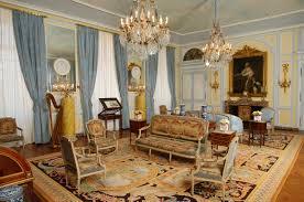 chambre louis xvi les intérieurs du château château de drée