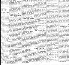 memorial phlets sles the warren record warrenton n c 1917 current august 02 1929