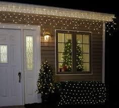 ge commercial grade icicle lights random sparkle incandescent ge holiday lighting