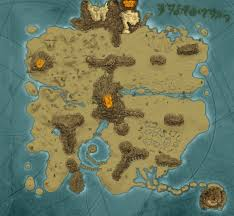 Map Of Avatar Last Airbender World by Crashjakfan1994 Blog Jak 3 Ps2 Review