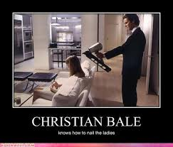 Christian Bale Meme - i love christian bale he is my favorite actor even though