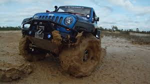 off road jeep wallpaper axial scx10 jeep wrangler jk 4x4 hills mud water scale rc