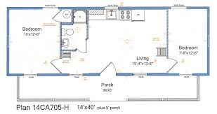 simple cabin floor plans 16 40 house plans evolveyourimage