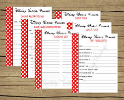 christmas planner template free printable disney world vacation planner freeprintable free printable disney world vacation planner freeprintable