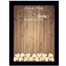 rustic wedding guest books aliexpress buy rustic wedding guest book with 120pcs small