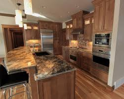 staggered kitchen cabinets kitchen decoration