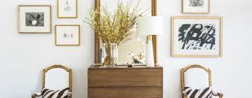 home design gold a home gets a modern makeover with gold accents features