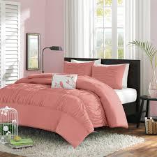 Solid Pink Comforter Twin Mi Zone Haley Comforter Set