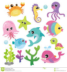 baby sea creatures royalty free stock photography image 27269317