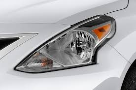Nissan 350z Headlights - 2014 nissan versa reviews and rating motor trend