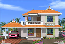 kerala model house plan home design