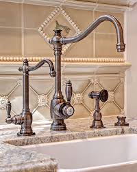 luxury kitchen faucets luxury bronze kitchen faucets caring for a bronze kitchen
