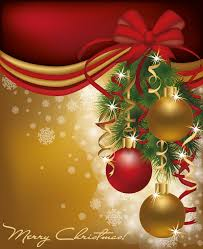 free christmas cards set of 2013 golden christmas cards design vector 03 vector
