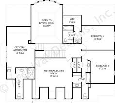 What Is Wic In A Floor Plan Suffield Residential House Plans Luxury House Plans