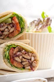arab wrap kafta shawarma chicken pita wrap roll sandwich traditional arab