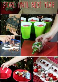 awesome ornament storage ideas totally the bomb