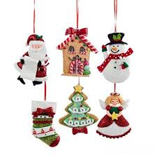 buy decorated tree resin ornament 4 25 in
