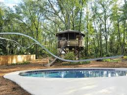 Backyard Zip Line Ideas Magical Backyard Makeovers Landscaping Ideas And Magical
