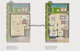 5 bedroom duplex house plans in india