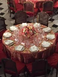 inaugural luncheon head table follow live donald trump inauguration detroit free press freep com